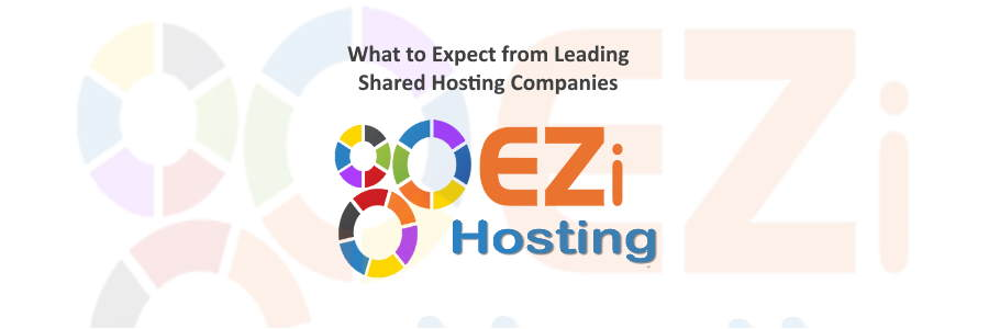 The Leading Shared Hosting Companies What To Expect …