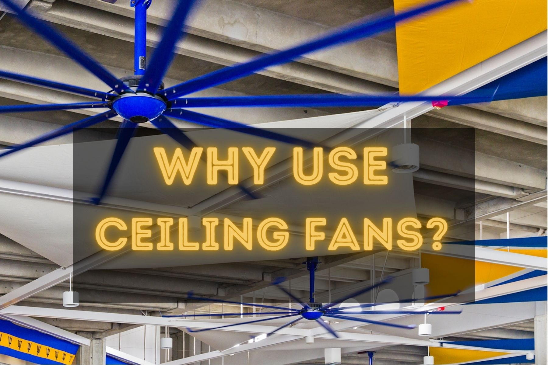 Ceiling Fan Installation Is A Wise Choice