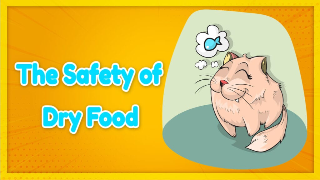safety of dried food