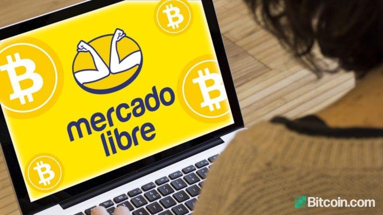 E-Commerce Giant Mercadolibre Buys Bitcoins Worth $7.8 Million for Treasury