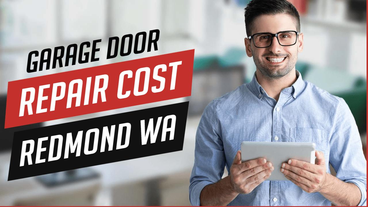 Garage Door Repair Redmond WA